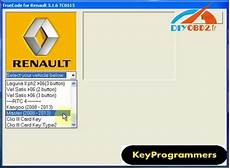 how to program renault master key easily by fnr key prog