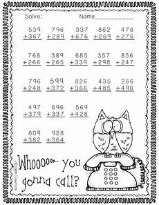 addition with regrouping worksheets for grade 3 9674 free 3 nbt 2 themed 3 digit addition with regrouping 3rd grade math 2nd grade math