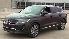 2016 lincoln mkx black label tech review 2016 lincoln mkx black label youtube