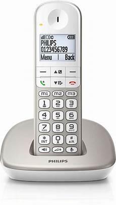 T 233 L 233 Phone Fixe Sans Fil Xl4901s Ft Philips