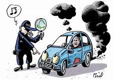 pollution automobile gare aux raccourcis