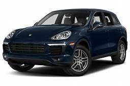 2017 Porsche Cayenne Information