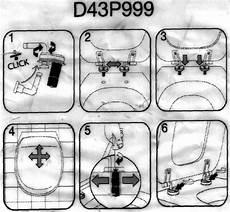 wc sitz montageanleitung pressalit b16 wc sitz befestigung d43p999 edelstahl