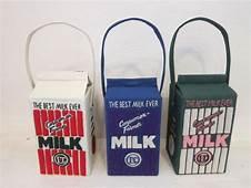 Milk Carton Crafts  Guide Patterns