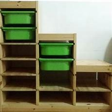 moving out sale ikea trofast with shelving units and