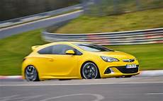 New Opel Astra J Opc Exclusive High Performance Chassis