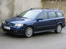 2003 Opel Astra G Caravan Pictures Information And