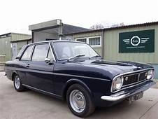 1969 MK2 Lotus Cortina Fully Restored In Rare Anchor Blue