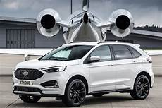 Ford Europe The New Ford Edge