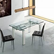 Table En Verre Extensible Suma L Zendart Selection