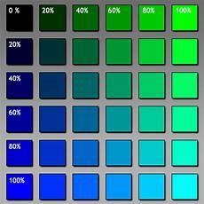 Türkis Farbe Mischen - gr 252 n farben die farbe nachhaltige klischees