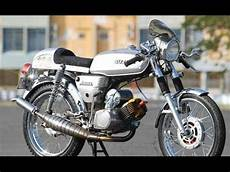 Modifikasi Suzuki A100 by Cah Gagah Modifikasi Motor Suzuki A100 Cafe Racer