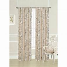 174 84 inch willow window curtain panel