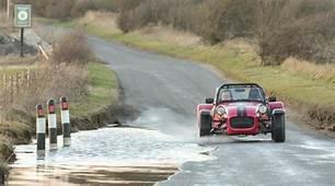 Caterham Cars Confirms London Motor Show  Just British