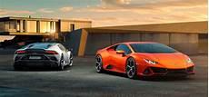 2020 Lamborghini Huracan Evo Breaks Cover With 640ps Rear