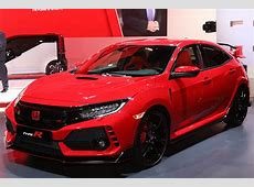 Finally, the 2017 Honda Civic Type R is Here   Automobile