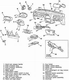 electric power steering 1999 mitsubishi challenger instrument cluster repair guides