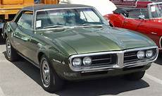 all about muscle car pontiac 1968 firebird coupe the
