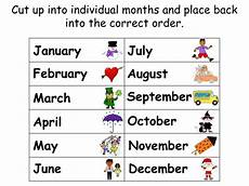 months of the year animated powerpoint presentation worksheets and wall display by teacher of