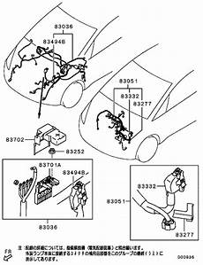 wiring attaching parts for 2005 2006 mitsubishi colt plus z27a japan sales region