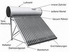warmwasser mit solar solar kollektoren f 252 r warmwasser ofenteufels webseite