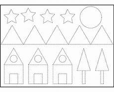 free shapes worksheets activity shelter