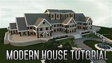 Minecraft Modern House Tutorial Part 1 Xbox Pc 2015