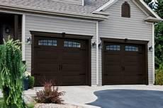 2 garage doors vs is it better to one residential garage door i
