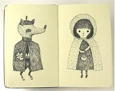 Sketsa Gambar Ilustrasi Buku Iluszi