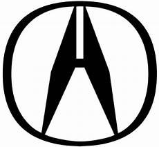 acura symbol design the curious histories of legendary car logos