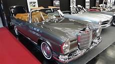 mercedes 300 se 1963 mercedes 300 se cabriolet exterior and interior classic expo salzburg 2016