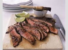 south beach broiled flank steak_image