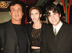 daughter of sylvester stallone