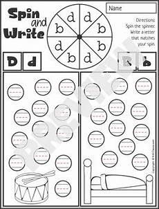 letter reversal worksheets 23279 b and d reversal worksheets and activities by km classroom tpt