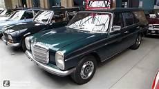 mercedes strich 8 mercedes model typ w115 strich 8 kombi station wagon hatchback classic car