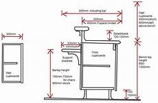 standard height width and depth of kitchen cupboards build
