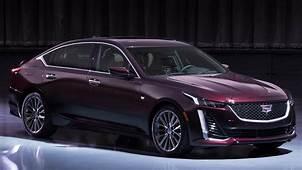 Stylish 2020 Cadillac CT5 Sedan Unveiled  Consumer Reports