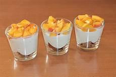 Pfirsich Quark Dessert Patty89 Chefkoch De