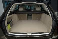 Mercedes C Klasse Limousine Kofferraumvolumen