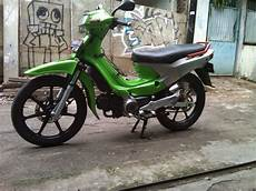 Modifikasi Motor R 2003 by Modifikasi Motor Kawasaki Kaze R Keren Terbaru Otomotiva