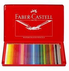 faber castell 36 watercolour colored pencils