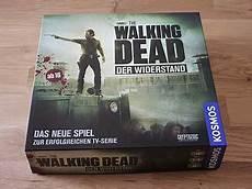 the walking dead der widerstand brettspiele report