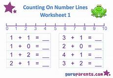subtraction worksheets for kindergarten with number line 10481 kindergarten math worksheets guruparents