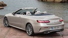 Mercedes E Class Cabriolet Goes On Sale In The Uk M