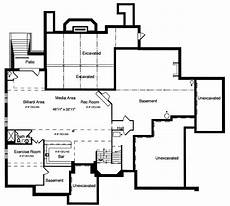 european house plans with basement basement floor plan image of elan house plans european