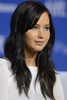 black and brown hairstyles haircuts 2013 hollywood actress jennifer lawrence hairstyles