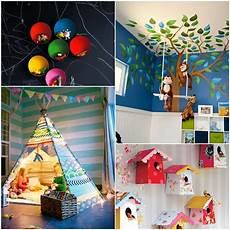 15 fun projects to make for your kids room