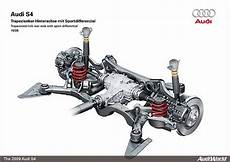 audi s4 sports differential the audi s4 quattro and sport differential audiworld