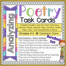 analyzing poetry worksheet 4th grade 25451 mrs renz class 4 steps to analyzing poetry with students