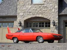 1970 Plymouth HEMI Superbird  Muscle Cars